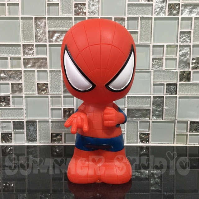 Spiderman 3d Figure Cake Topper Coinbank Shopee Philippines