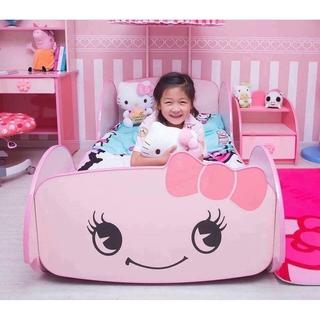 meet 092f9 4e93e Hello Kitty Bed Frame for kids