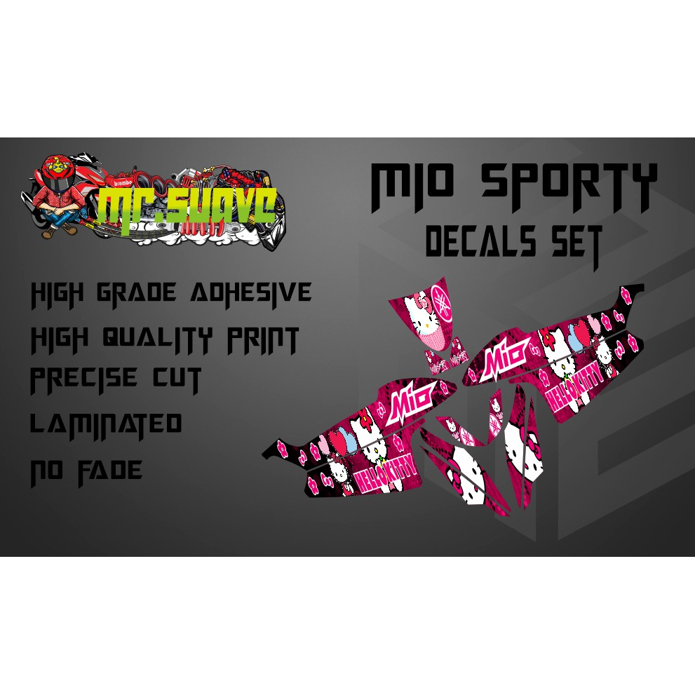 Decals for mio sporty shopee philippines