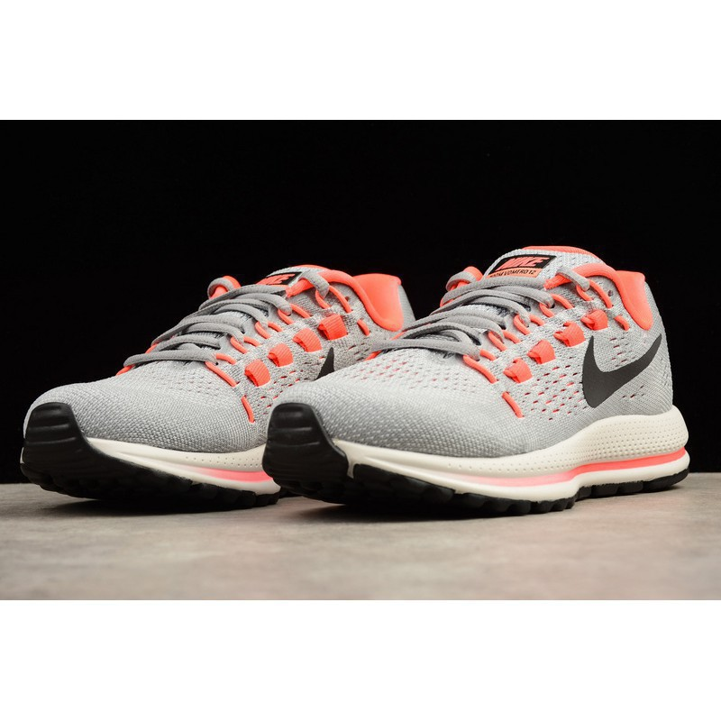 top quality delicate colors aliexpress READY STOCK cod nike AIR ZOOM VOMERO 12 Man Women Running Shoes Sport  Sneakers A17