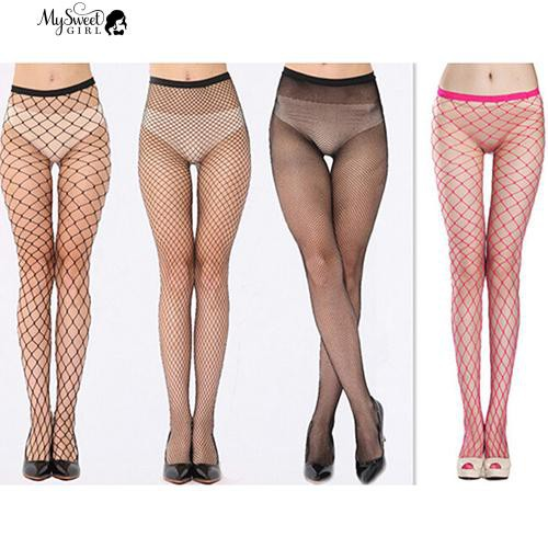 78a38ced53b08 Women's Mesh Fishnet Net Pattern Pantyhose Tights Stockings | Shopee  Philippines