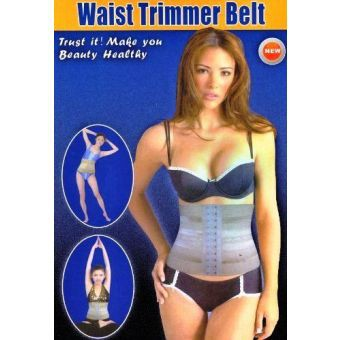 6b9bd2f3d7 Waist Trimmer Belt - Slimming Body shaper As Seen On TV