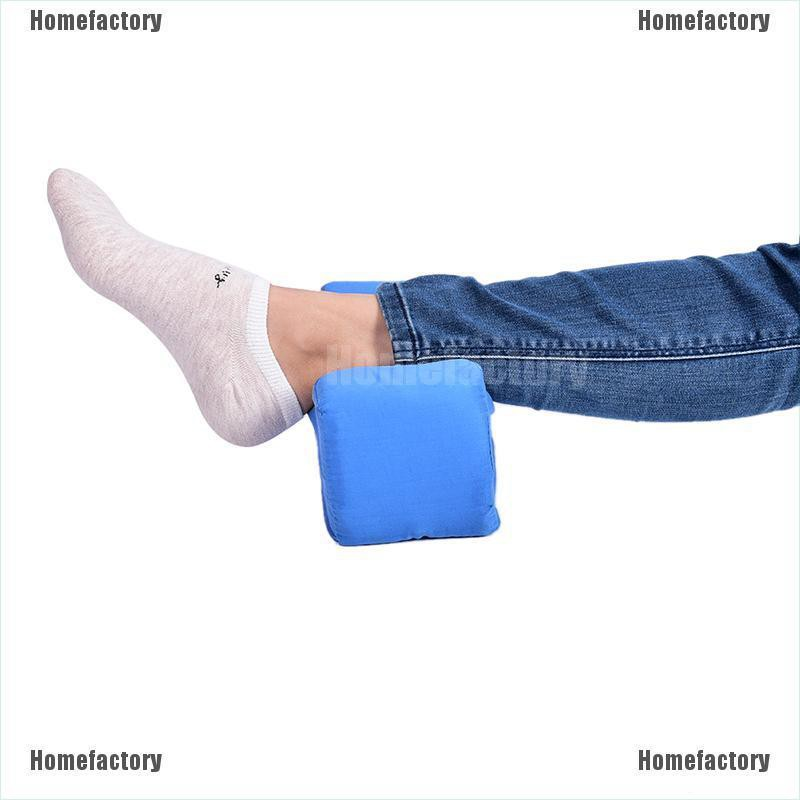 Homefactory Sponge Ankle Knee Leg Pillow Support Cushion Wedge Relief Joint Pain Pressure♥