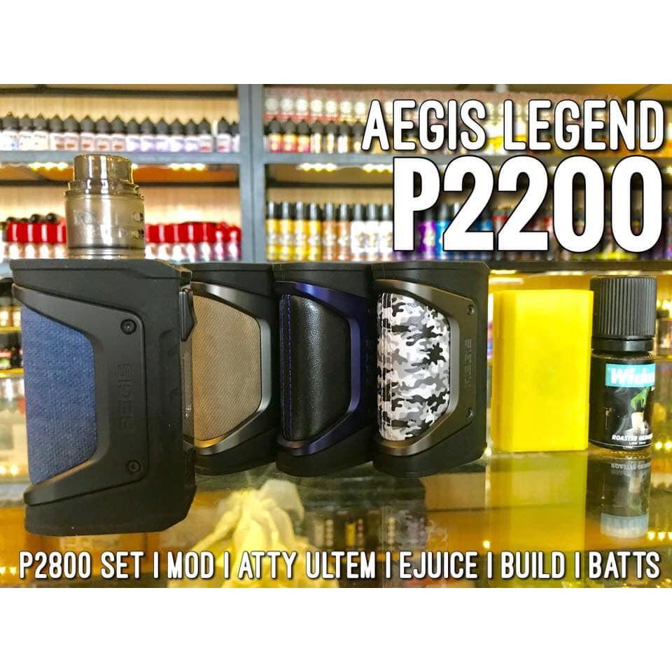 Aegis Legend 200w box mod