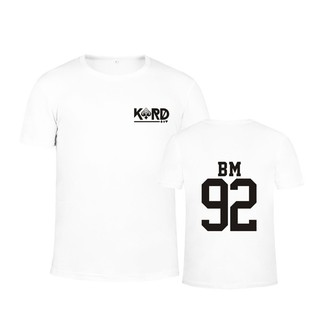 PT430 KARD BM Mini Album Hiphop Kpop Cotton Tops T-shirt