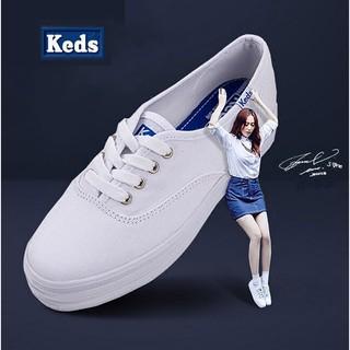 0006245d6e6a5 Keds Women s Champion Original Canvas Sneaker with box