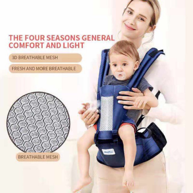 Activity & Gear Reasonable Fashion Infant Newborn Baby Hold Carrier Anti-slip Waist Belt Stool Chair Storage Pouch Delicacies Loved By All Backpacks & Carriers