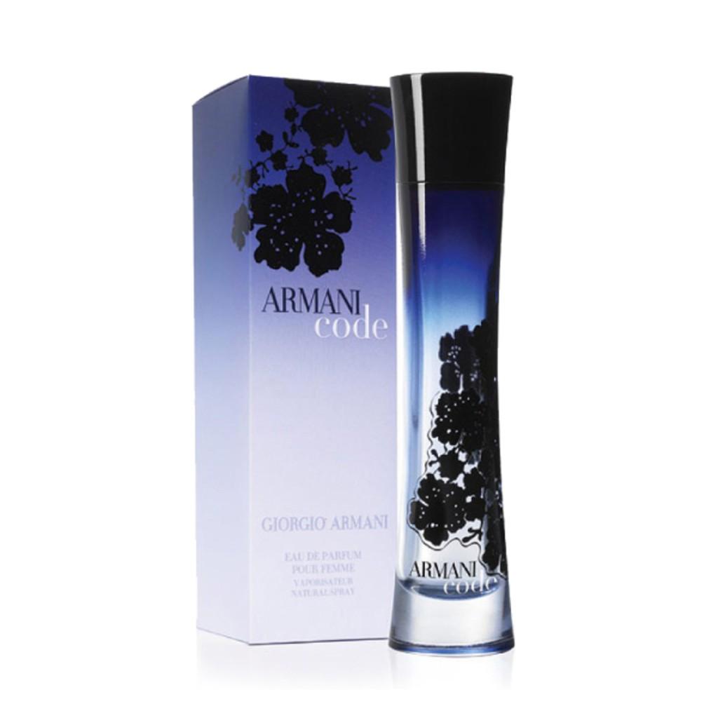armani code perfume 100ml