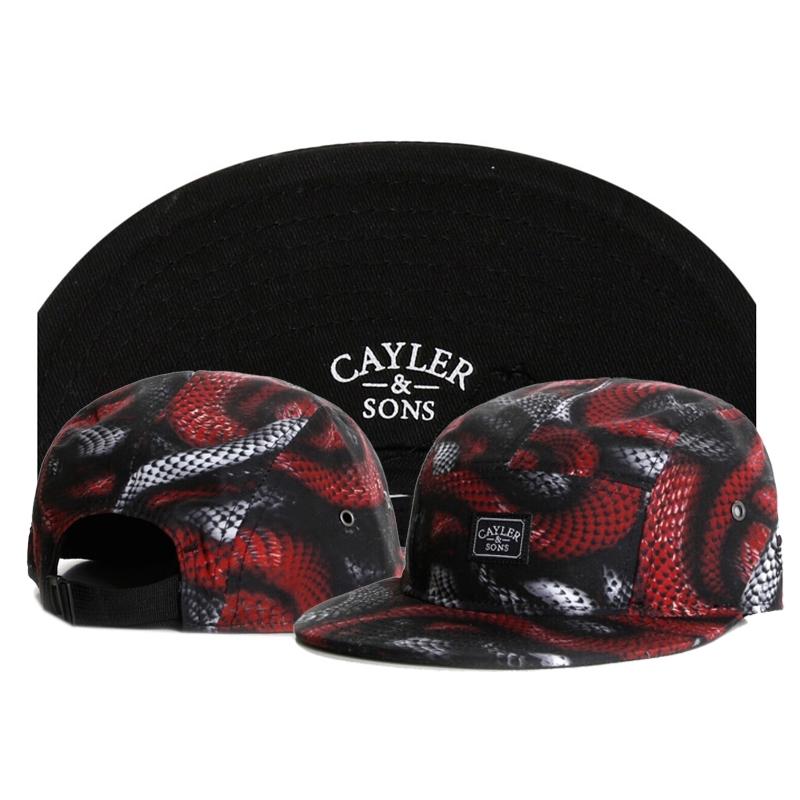 HOT Hip Hop Men/'s CAYLER Sons Cap adjustable Baseball Snapback Hat Comouflae