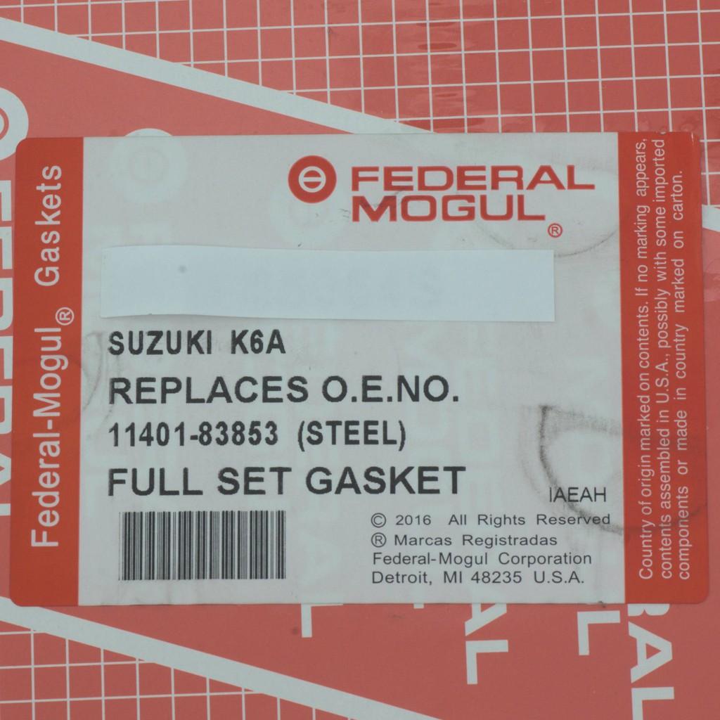 Suzuki Carry Cylinder Head Gasket K6A DA63T