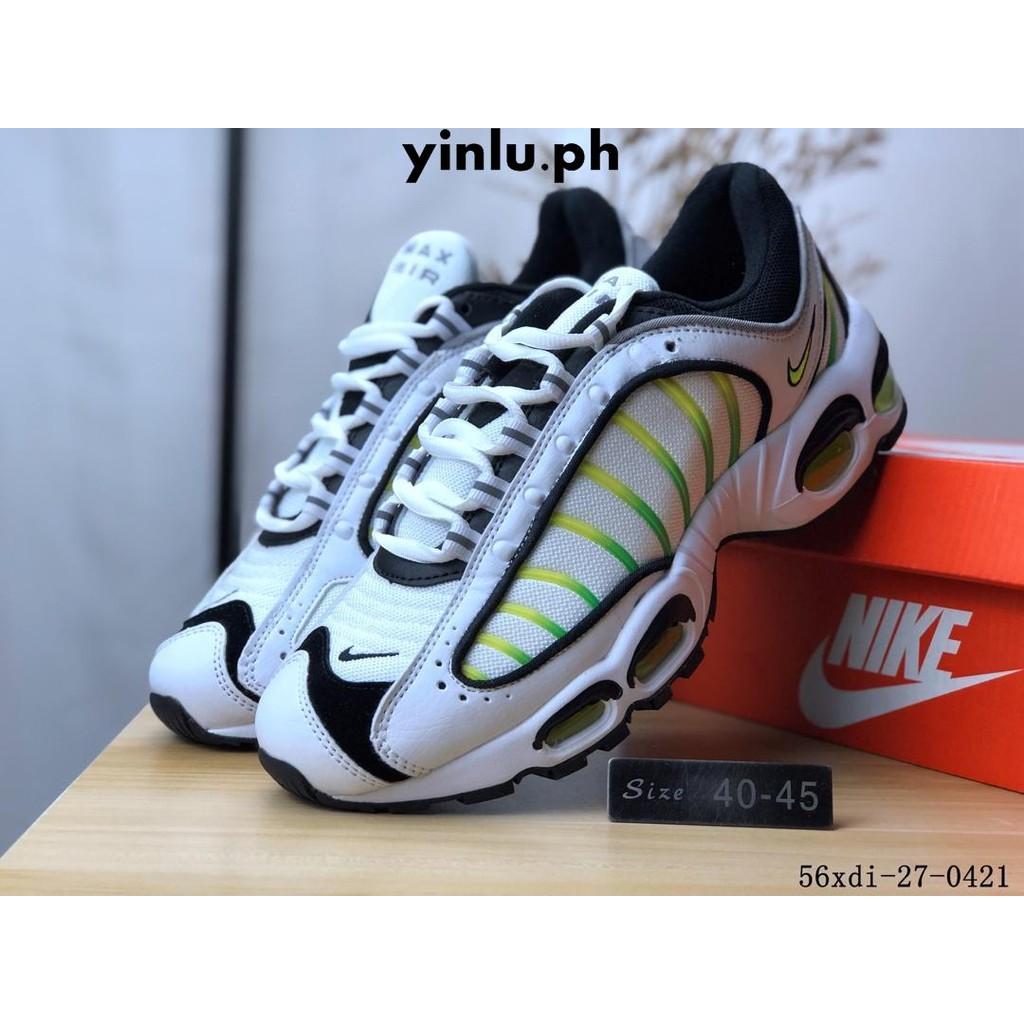 skor för billiga helt ny pålitlig kvalitet Nike Air Max TailWind IV retro running shoes | Shopee Philippines
