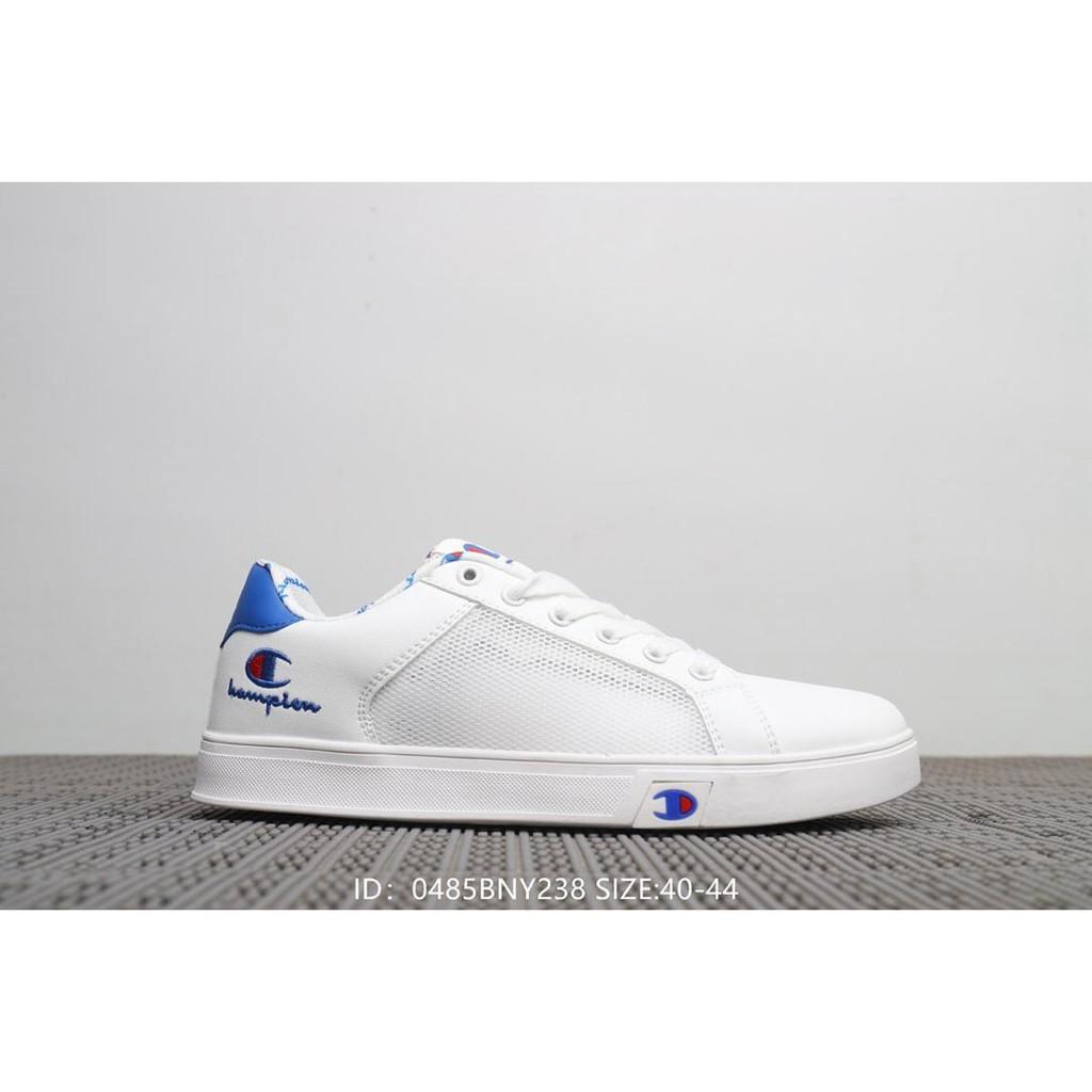 Champion PRO PREMIUM Weiss Schwarz Schuhe Sneaker Low