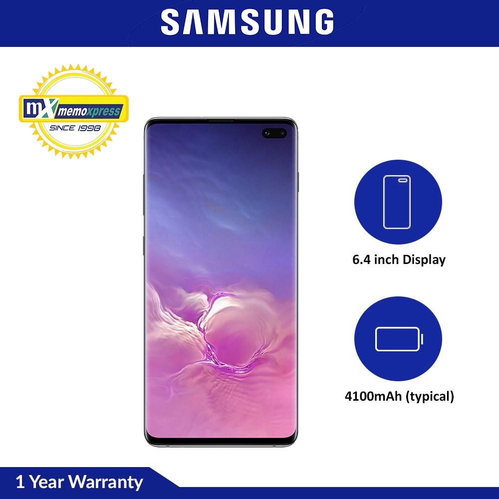Samsung Galaxy S10+ 8GB RAM | 128GB ROM
