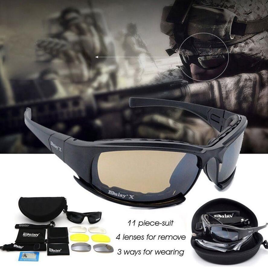 9785c1fecb Daisy X7 Glasses Polarized Goggles