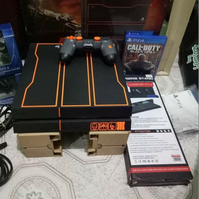 Ps4 1tb Call Of Duty Limited Edition Shopee Philippines