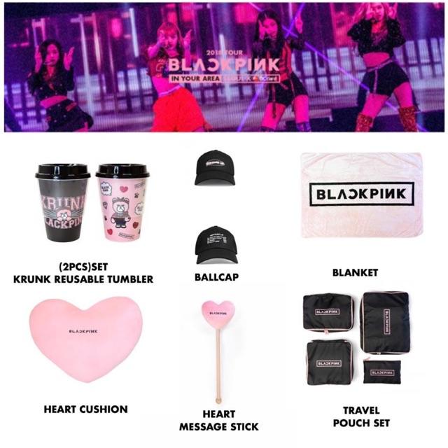 Blackpink Concert Official Merchandise Shopee Philippines