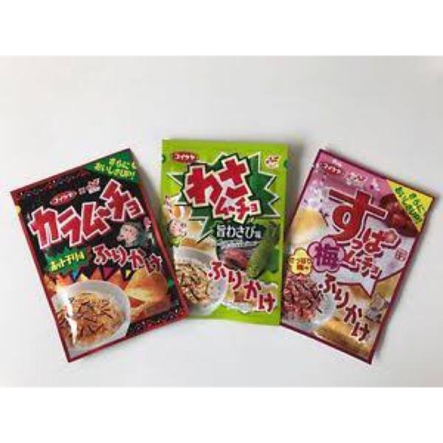 🇯🇵 Nichifuri Furikake Rice Toppings Hot Chili Plum Ume