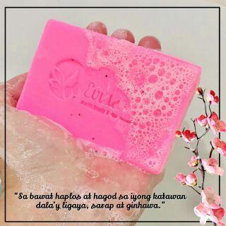COD Evidenc3 Brightening Scrub Soap (Evidence) | Shopee