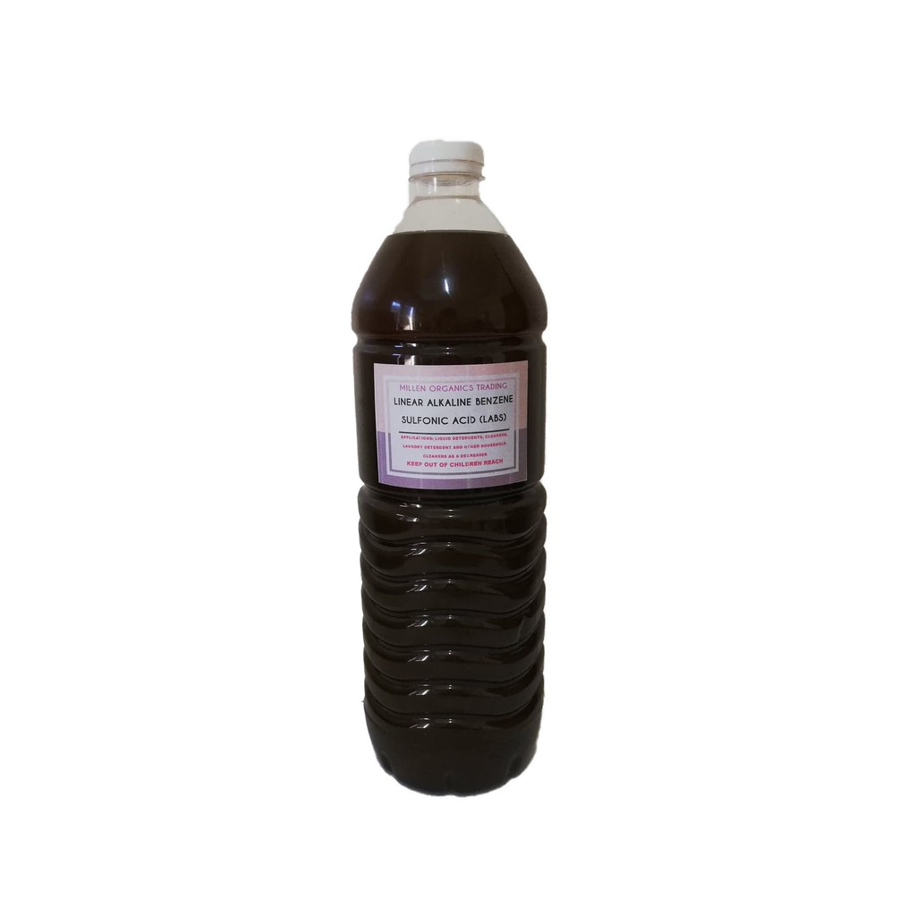 [RAW MATERIAL] LABS (Degreaser) (500g, 1kg)