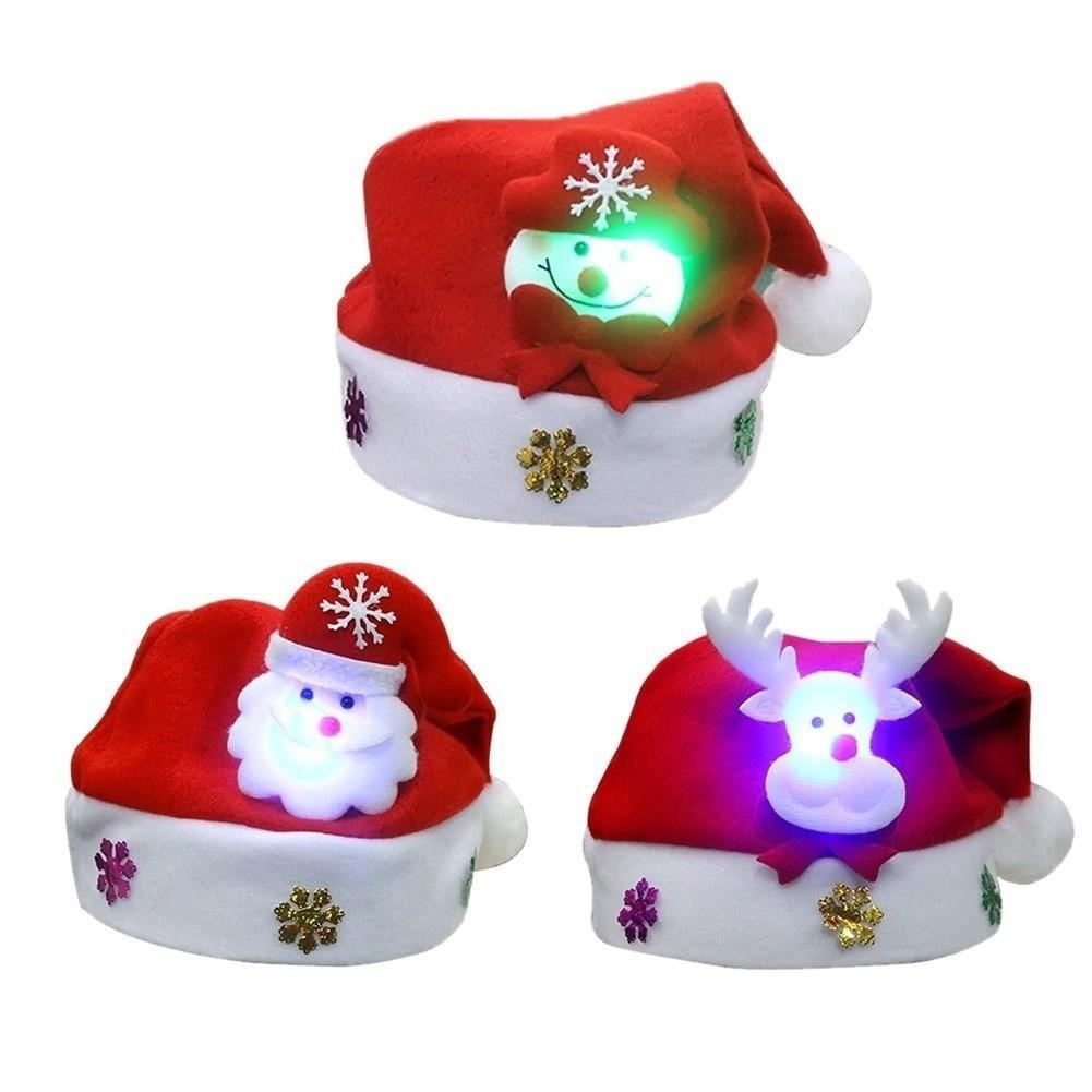 4c27ee19ad5d8 DG Christmas Hat Child Adult Party Dress Xmas