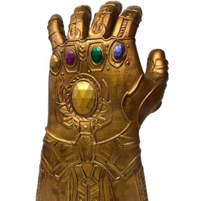 Avengers Infinity Thanos Gauntlet Gloves,Thanos Mask