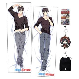 59/'/' DanMachi Dakimakura Hestia Anime Girl Hugging Body Pillow Case Cover