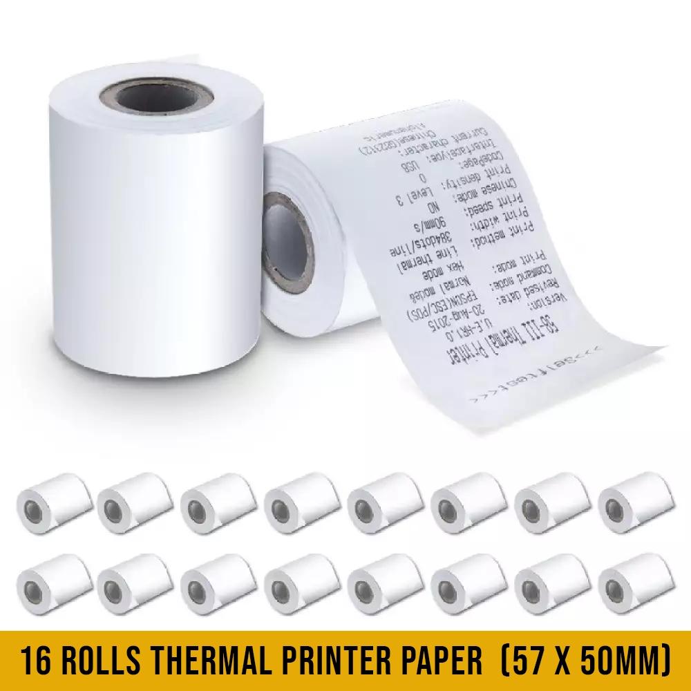 Cordya 16set High Quality 57x50mm Thermal Receipt Printers