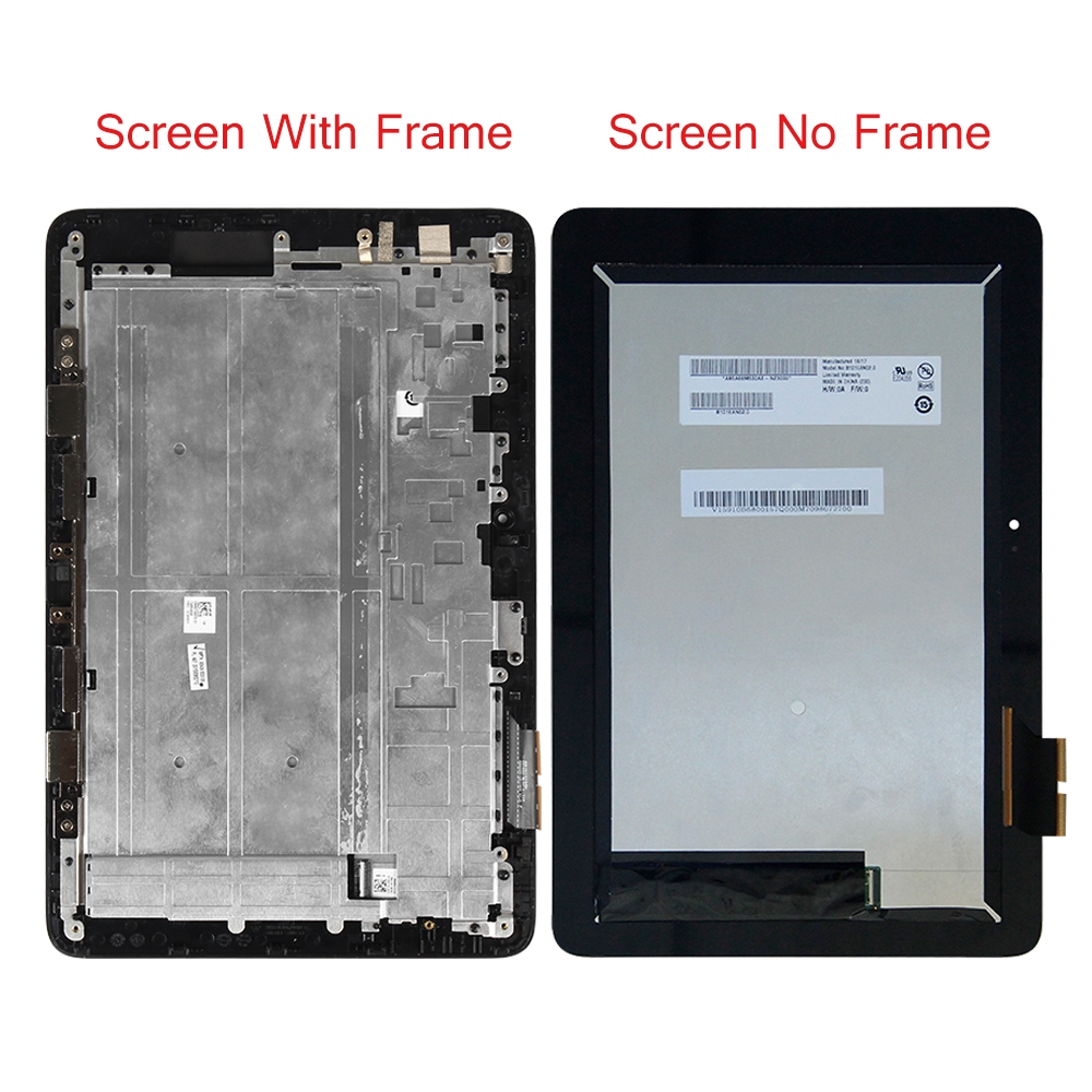 NEW ASUS Transformer Book T100H T100HA 10.1/'/' Touch Screen Digitizer Front Glass