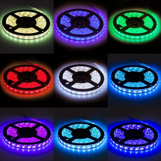 10 METERS LED STRIP LIGHTS | Shopee Philippines