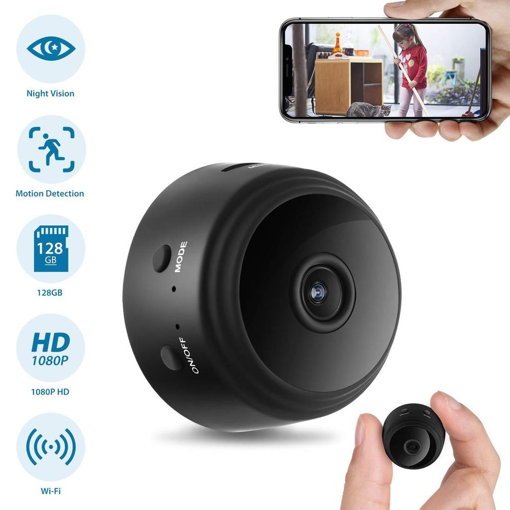 Mini DV HD 1080P DIY Module IP Camera WiFi Remote Monitor Cam DVR Novelty
