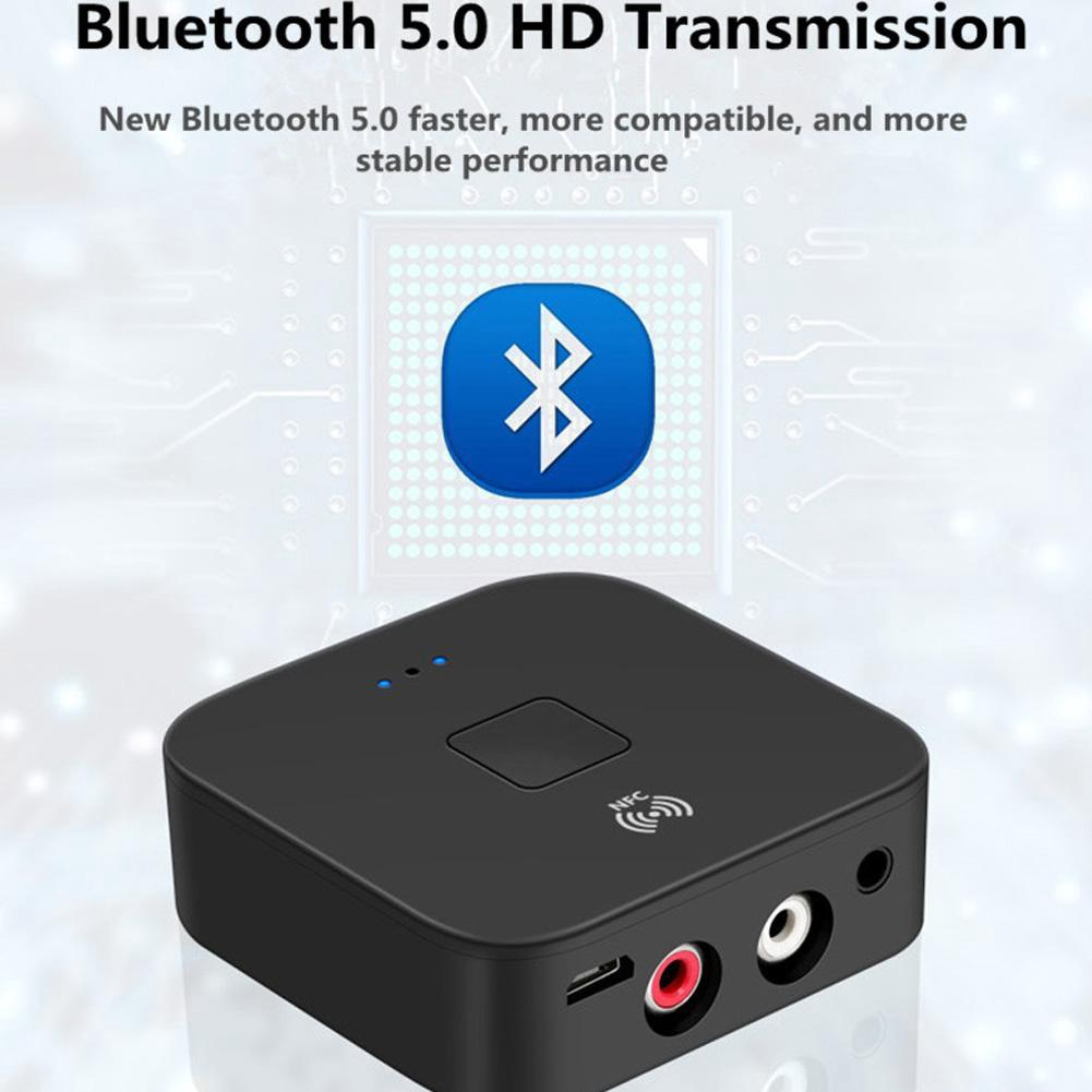 Nfc Bluetooth Transmitter Is Backward Compatible With Bluetooth 4 2 4 1 4 0 3 0 2 0 1 0 Shopee Philippines