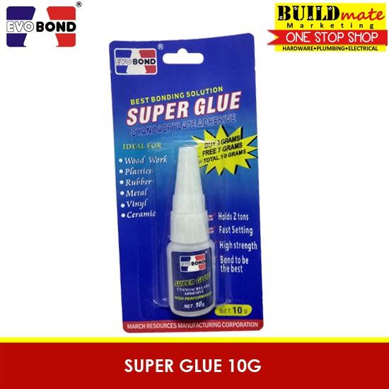 EVO BOND Super Glue for DIY Crafts 10g