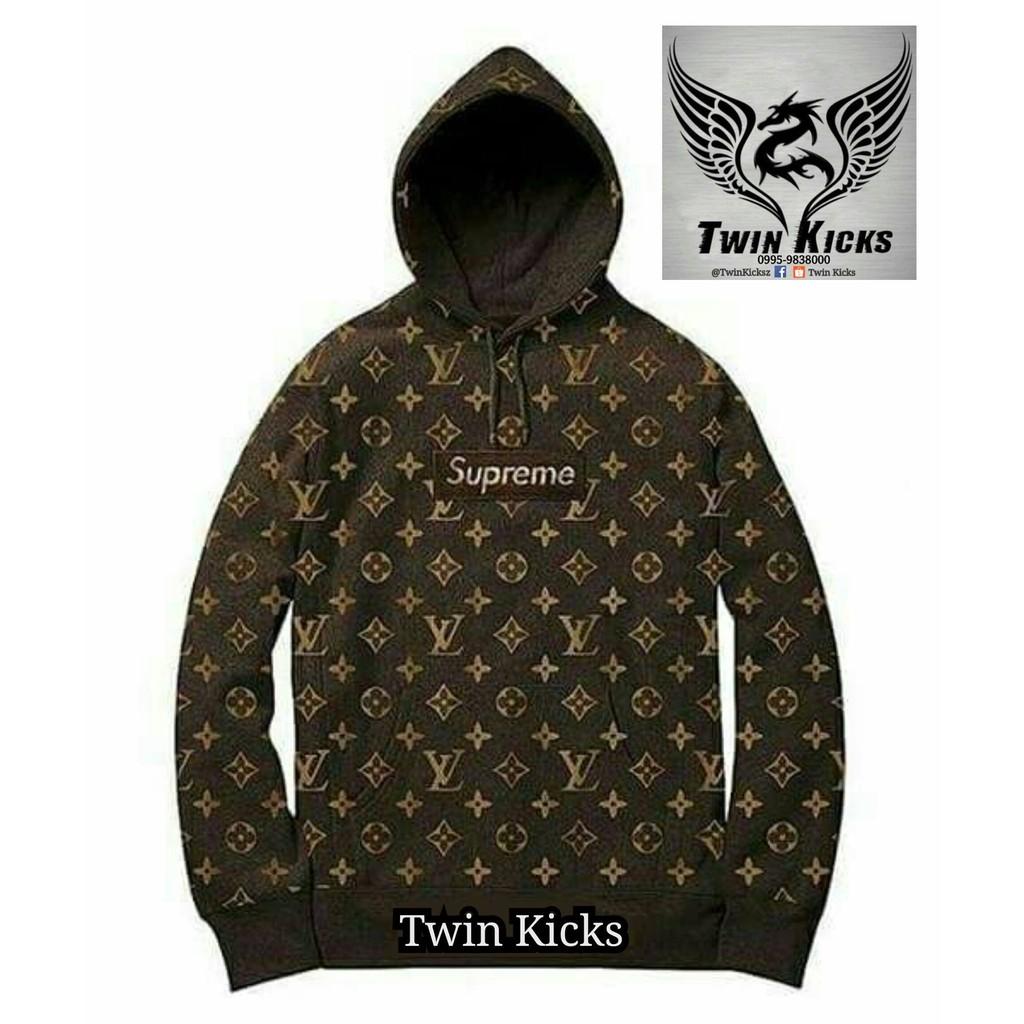 7bb3e79a72243 Supreme X Louis Vuitton Hoodie (Unisex)