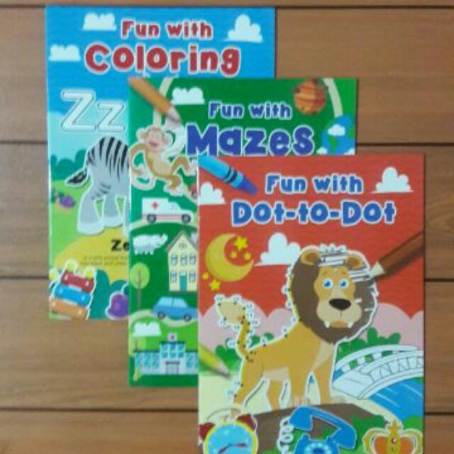 Early Learning Bible Connect the Dots and Mazes Book Set for Ages 3-6