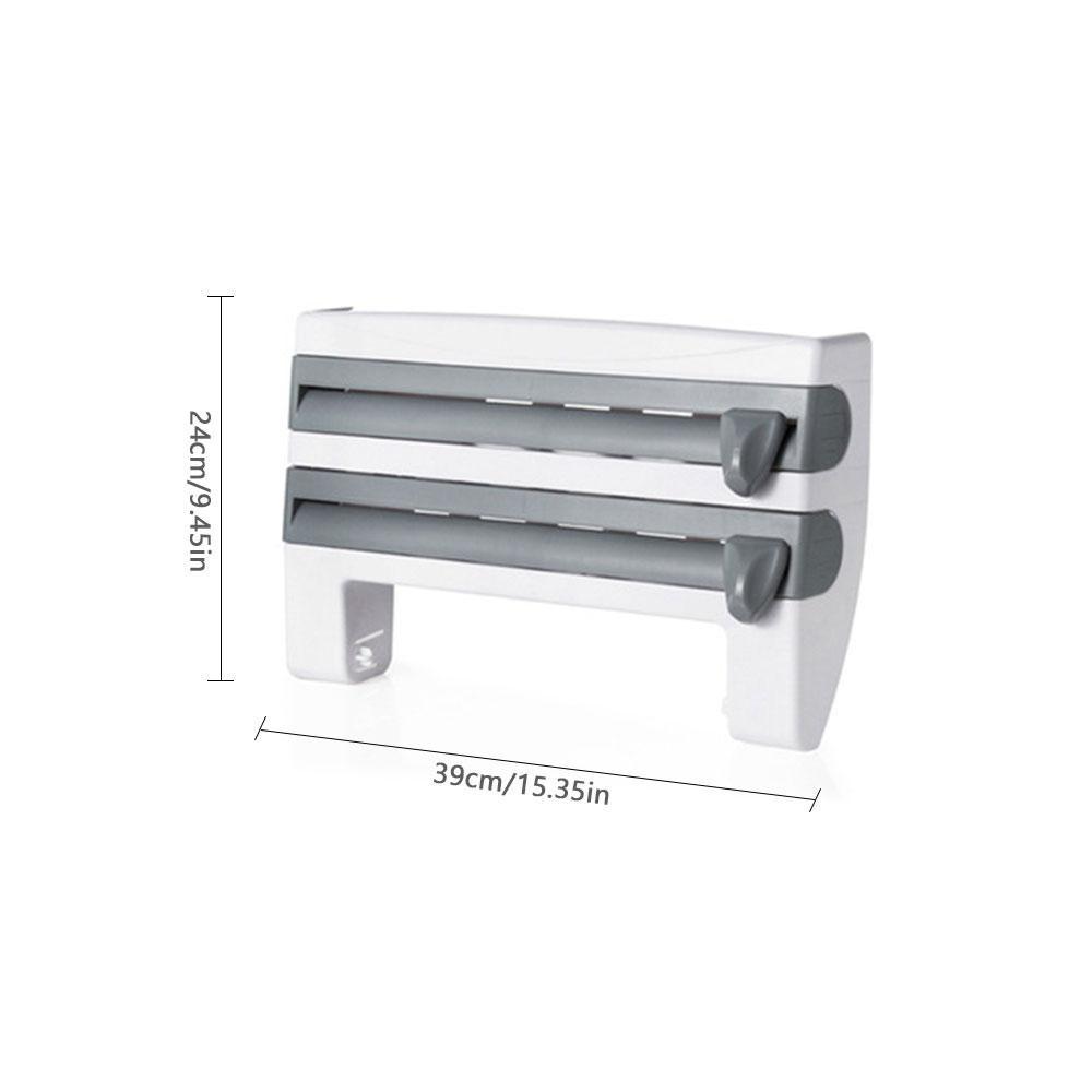 Paper Dispenser Multifunctional Film Storage Rack Film Rack | Shopee  Philippines