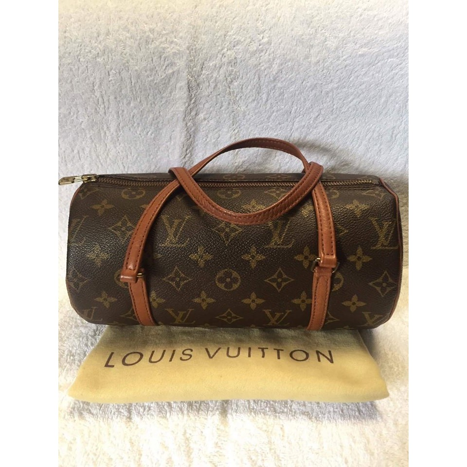 Rush Sale Louis Vuitton Monogram Papillon 30  ab35229be02da