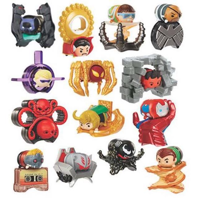 Marvel Tsum Tsum Series 1 Small Iron Man