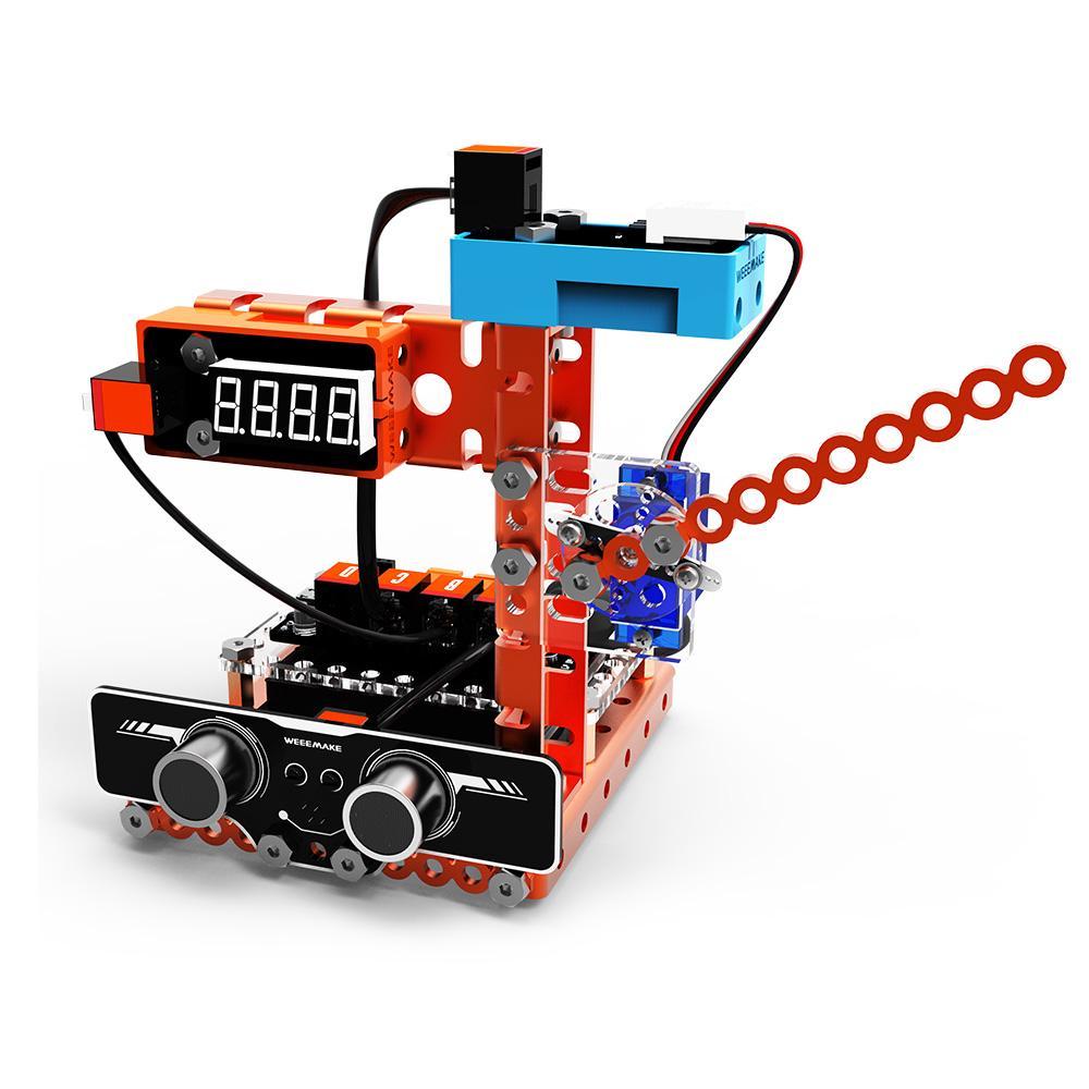 LOBOT LeArm 6DOF Smart RC Robot Arm Kit Open Source With | Shopee