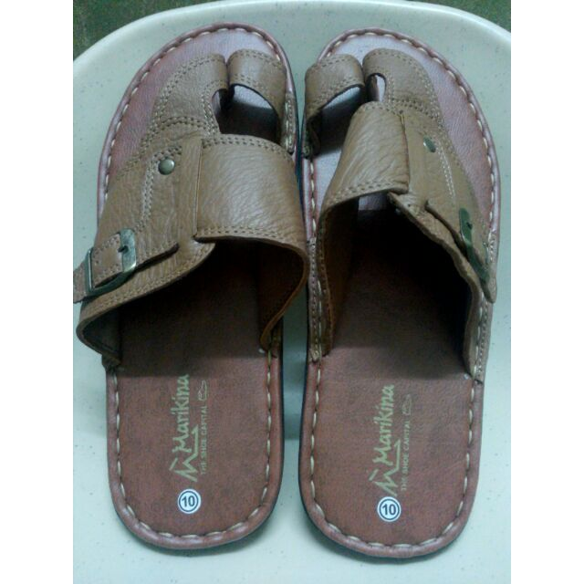 be61a1f7fcfb Mandals (Men Sandals) - Marikina Made Genuine Leather