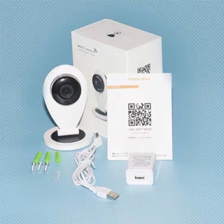 CCTV Camera 360 Panoramic WiFi IP Light Bulb ICSEE COD