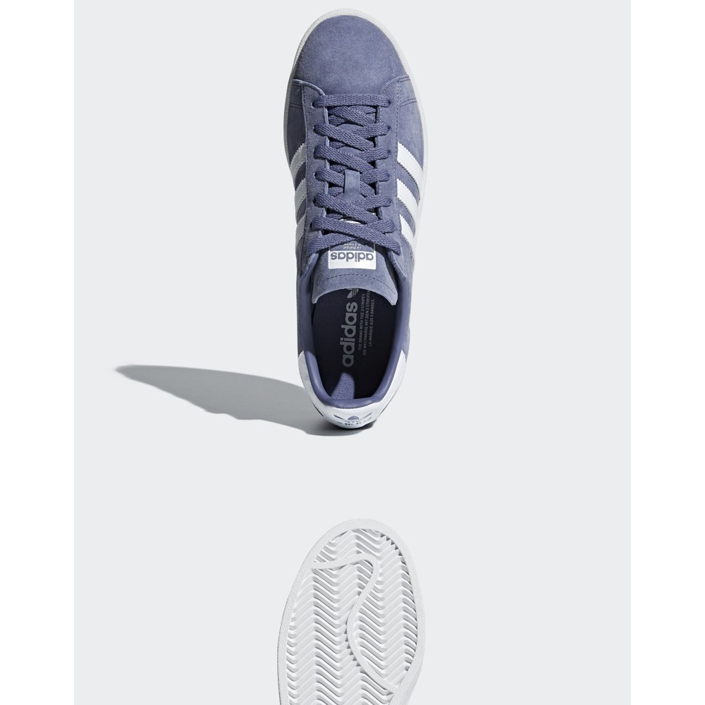 Adidas clover men and women CAMPUS classic shoes AQ1089