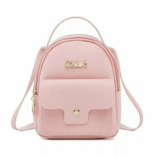 031 2in1 mini bagpack shoulder sling bag  3e3c0966f0ca7