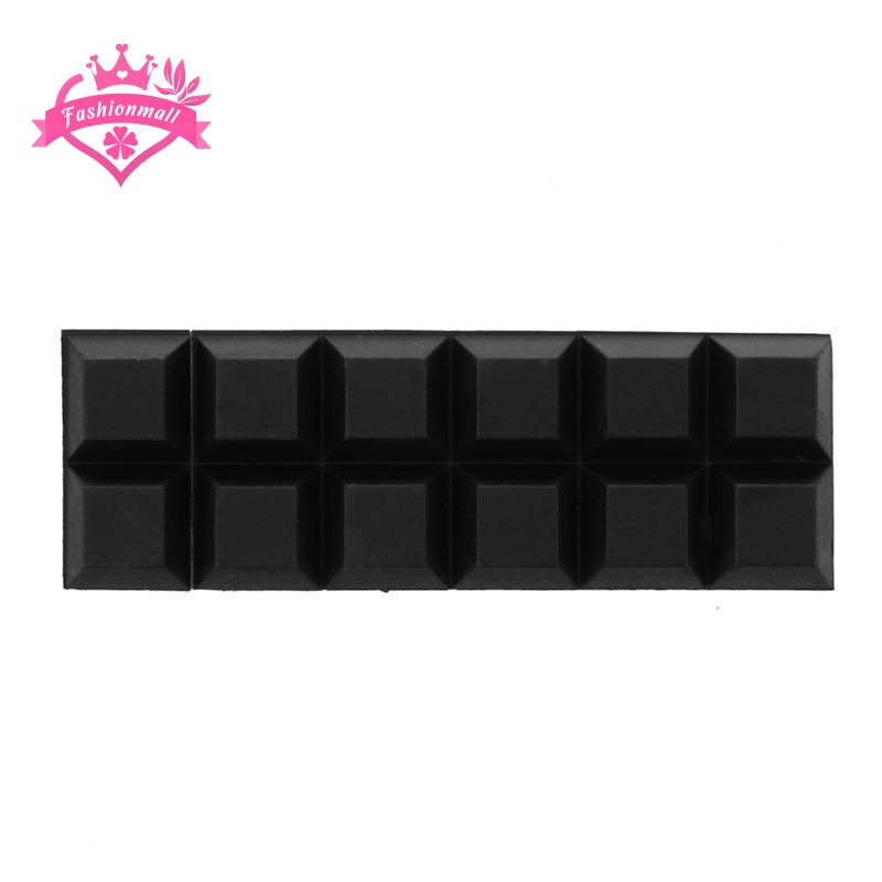 Wholesales Chair Furniture Square 12mmx12mmx6mm Self Adhesive Rubber Pads 12 In 1 Tools