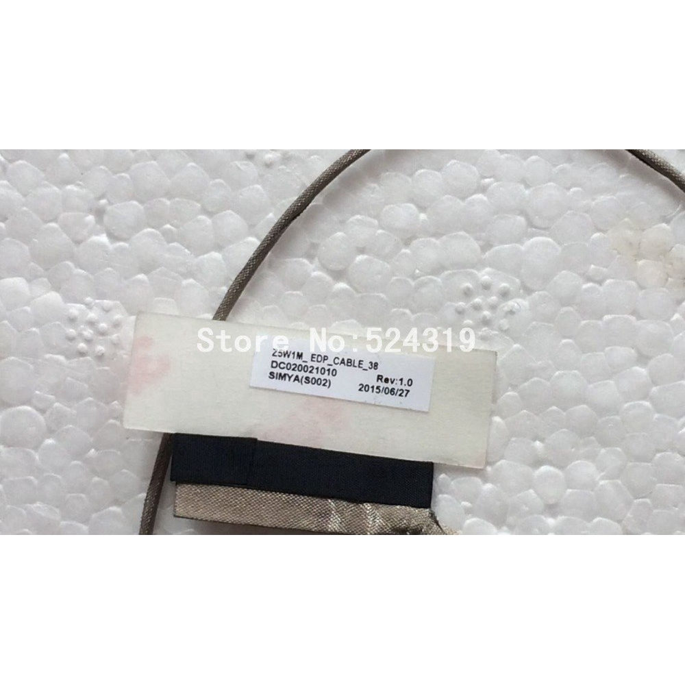 LCD LED Flex Video Cable for Acer ES1-520 ES1-521 ES1-522 30Pin EDP DC020021010