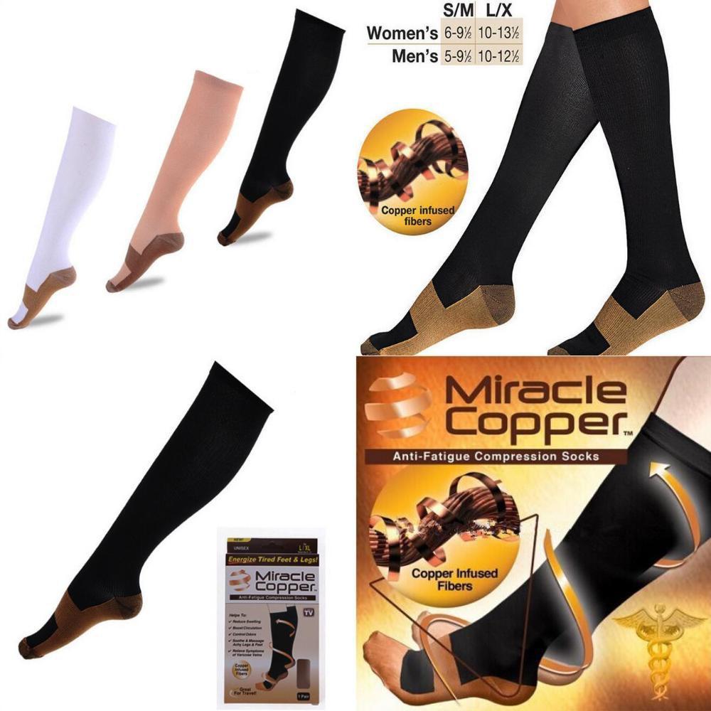 53645e1dd6 20-30mmHg Men's Women's Socks Compression Compression | Shopee Philippines