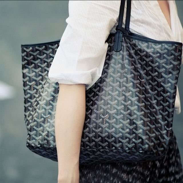 detailed pictures dirt cheap cheap prices Goyard Tote Bag in Black WITH CODE | Shopee Philippines