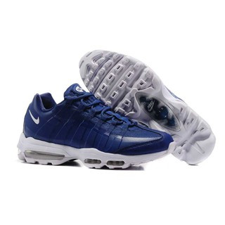 Men's Blue Air Max 95 Essential Low top Trainers