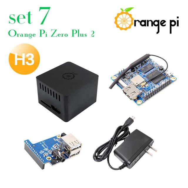 Orange Pi Zero Plus 2 H3 Set