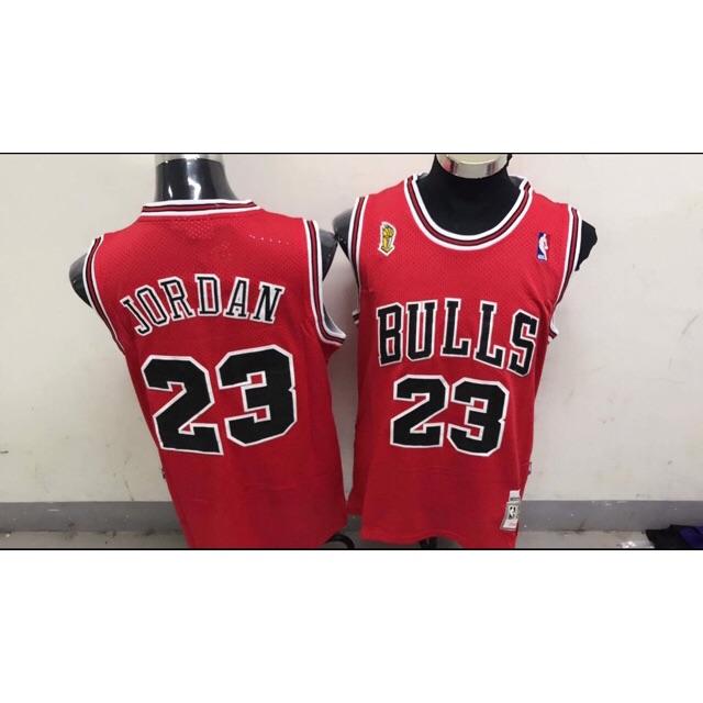 premium selection 2a4b3 fb371 OLD SCHOOL JERSEY NBA JORDAN 23 BULLS HIGH QUALITY
