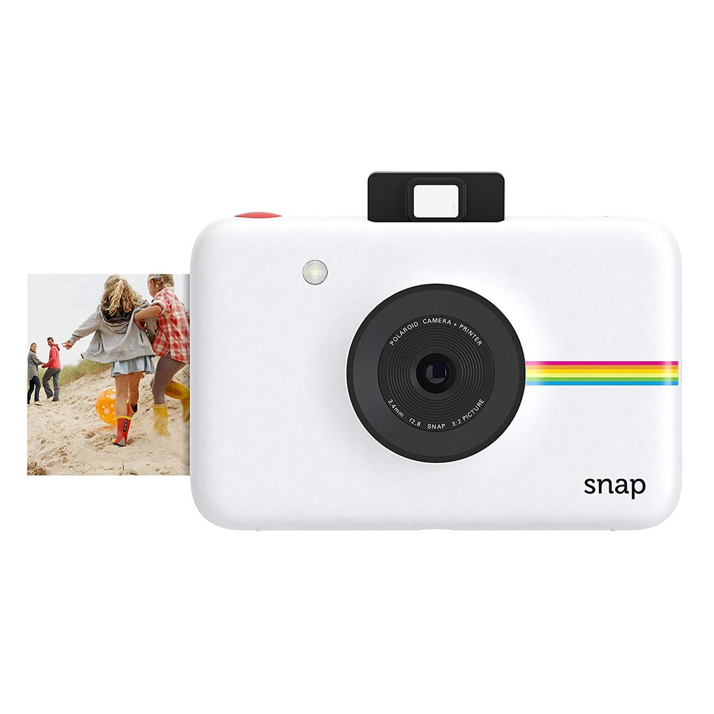 4c2c4c019f2 Polaroid Snap Touch - Black | Shopee Philippines